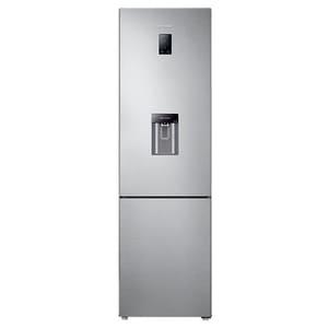 Combina frigorifica SAMSUNG RB37J5800SA, No Frost, 360 l, H 201 cm, Clasa A+, All-Around Cooling, argintiu CBFRB37J5800SA