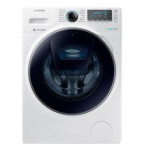 Masina de spalat rufe frontala SAMSUNG WW80K7415OW/LE, EcoBubble, Addwash, 8kg, 1400rpm, Clasa A+++, alb MSFWW80K7415OW