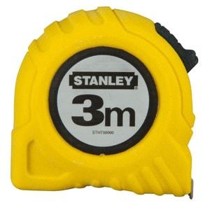 Ruleta STANLEY 3 m x 12.7 mm SCLRULETA3M