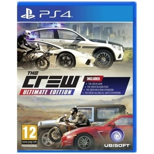 The Crew Ultimate Edition PS4 JOCPS4CREWUE
