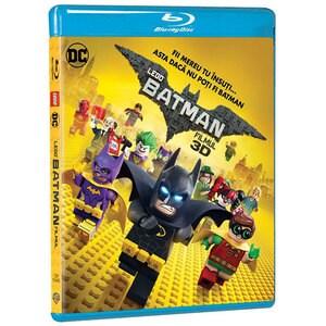 LEGO Batman Movie Blu-ray 3D BD-3DBDLEGOBATM
