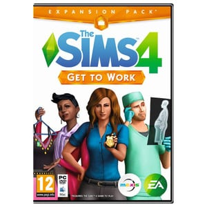 The Sims 4: Get to Work PC JOCPCSIMS4GTW