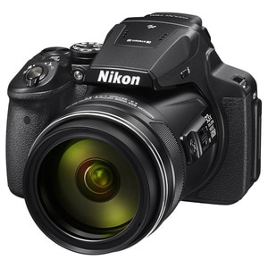 Camera foto digitala NIKON P900, 16MP, Wi-Fi, negru CMFP900BK