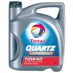 Ulei motor TOTAL Quartz 7000 Energy, 10W40, 4l AUTTO700010W404