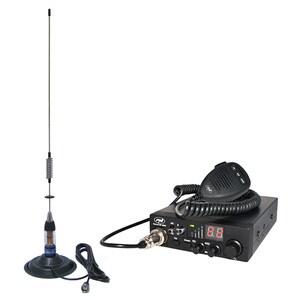 Kit Statie radio CB PNI ESCORT HP 8000 ASQ + Antena CB PNI ML70 SEMPNIPACK2