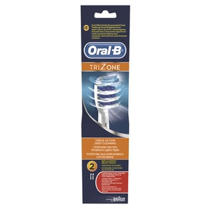 Rezerve periuta de dinti electrica ORAL-B EB30 TriZone, 2buc ACCEB30