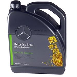 Ulei motor MERCEDES A00989970105, 5W30, 5l AUTA00989970105
