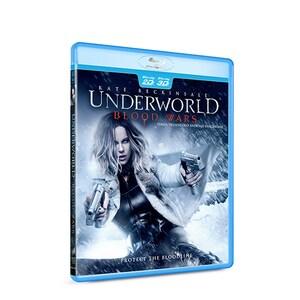 Lumea de dincolo - Razboaie sangeroase Blu-ray 3D BD-3DUNDERWORLD