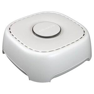 Kit sistem de alarma Wireless SMANOS W020, Senzor usa/fereastra, Telecomanda, alb SHMW020