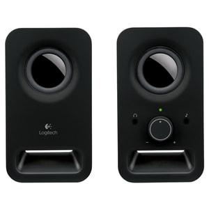 Boxe LOGITECH Z150, 2.0, 3W, negru BOX980000814