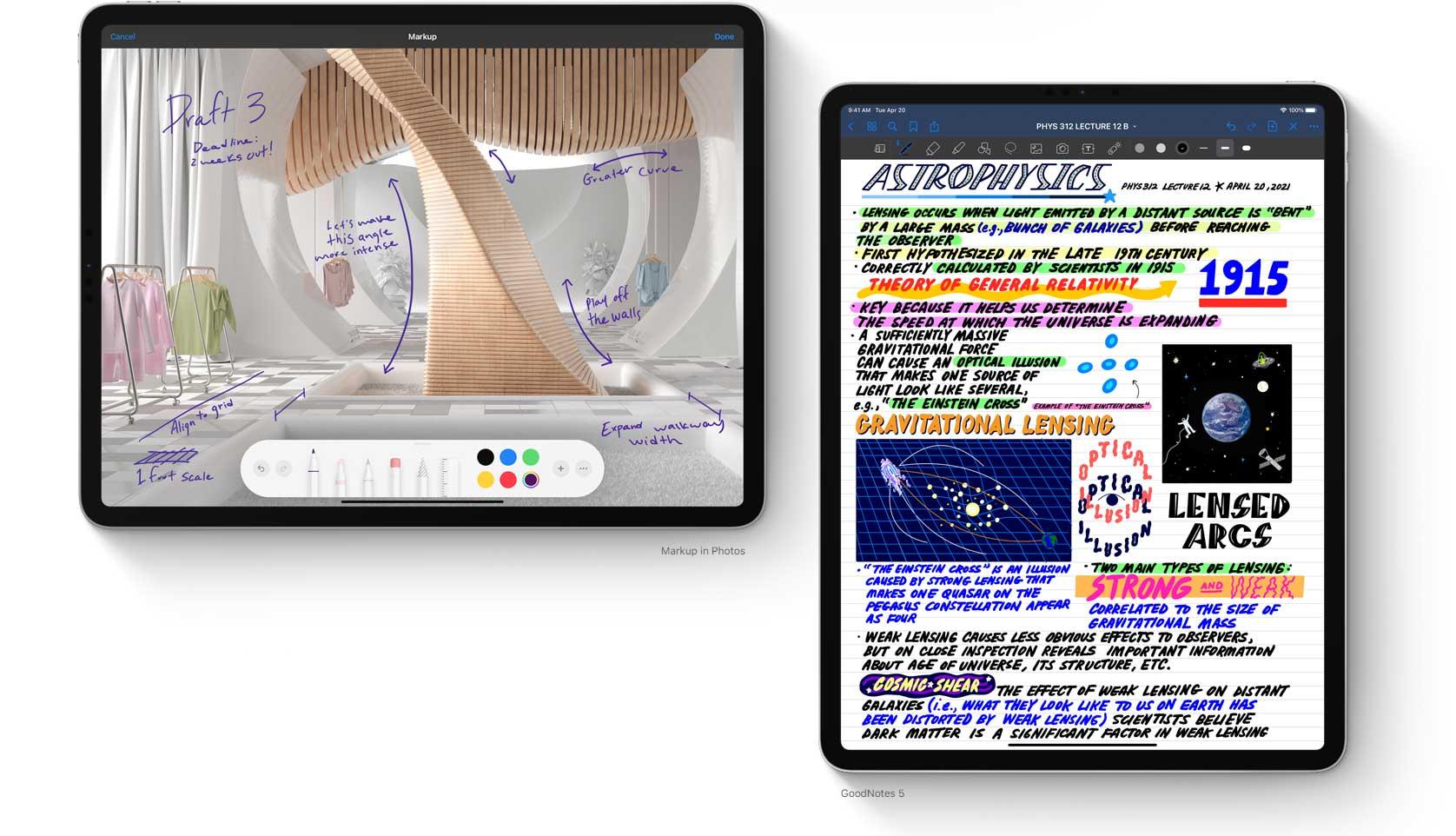 """Tableta APPLE iPad Pro 12.9"""" 5th Gen (2021), 128GB, Wi-Fi ..."""