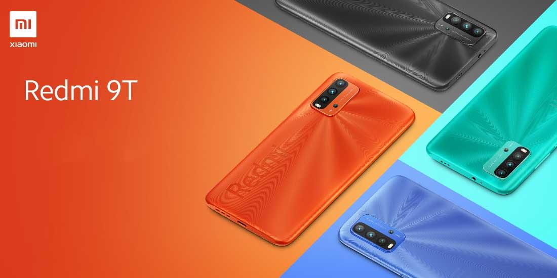 Telefon XIAOMI Redmi 9T, 64GB, 4GB RAM, Dual SIM, Ocean Green
