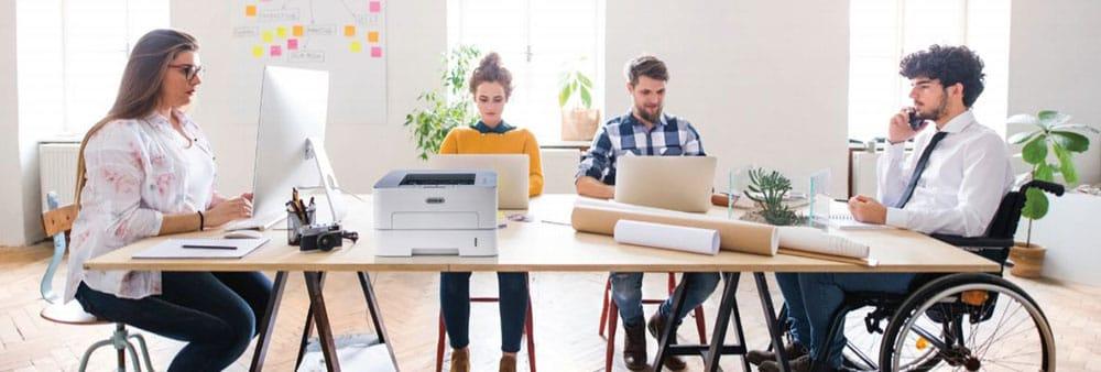 Imprimanta multifunctionala Xerox B215