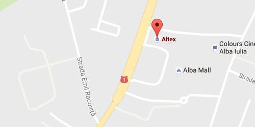 Altex Alba Iulia Mall