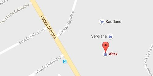Altex Alba Iulia Retail Park