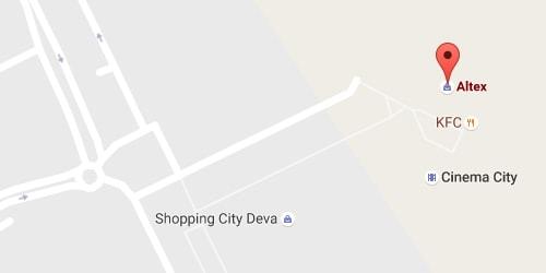 Altex Deva Shopping City Center