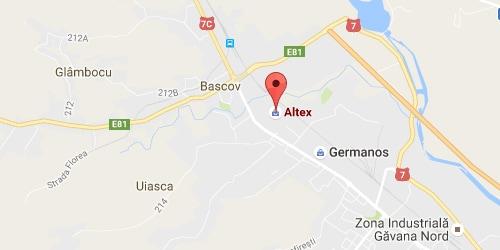 Altex Pitesti Mall