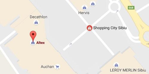 Altex Shopping City Sibiu