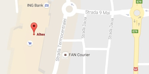 Altex Targu Jiu Shoopping City Mall