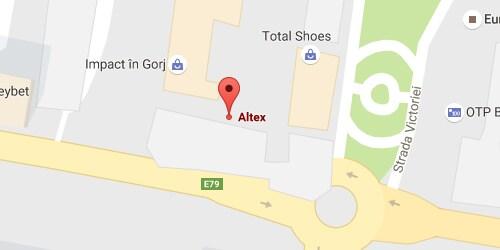 Altex Targu Jiu Romarta