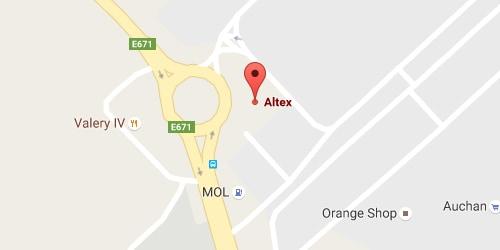 Altex Timisoara Greenfield