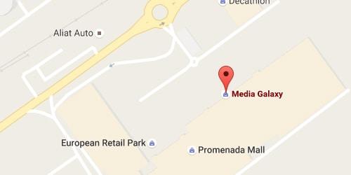Media Galaxy Targu Mures European Retail Park