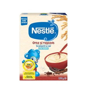 cereale bebelusi