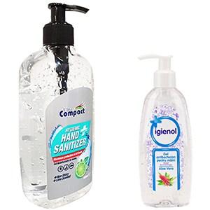 gel dezinfectant