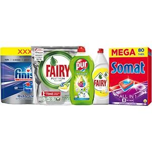 detergenti pentru masina de spalat vase