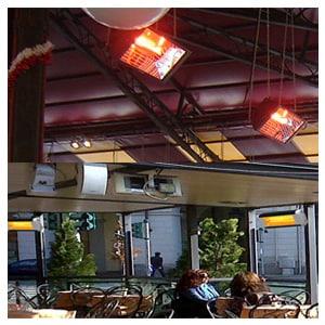 incalzitoare infrarosu pentru exterior