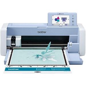 scanner cu decupare