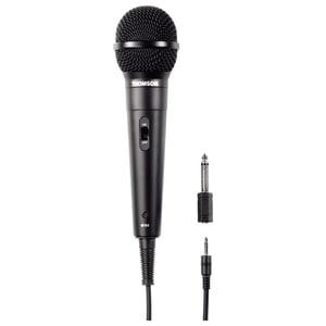 Microfon THOMSON M150, Jack 3.5mm, 2.5m, negru
