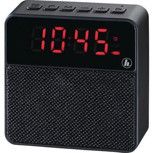 Radio cu ceas HAMA Poket Clock 173167, 3W, Bluetooth, negru