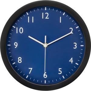 Ceas de perete HAMA Pure 176953, fundal albastru