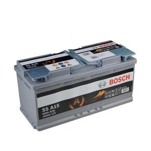 Baterie auto Start-stop AGM BOSCH S5 A15, 12V, 105Ah, 950A