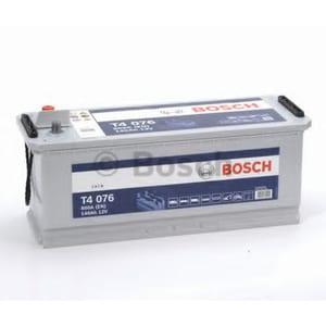 Baterie auto BOSCH Heavy duty T4 076, 12V, 140Ah, 800A