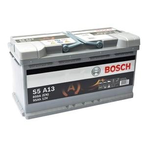 Baterie auto Start-stop BOSCH S5 A13, 12V, 95Ah, 850A