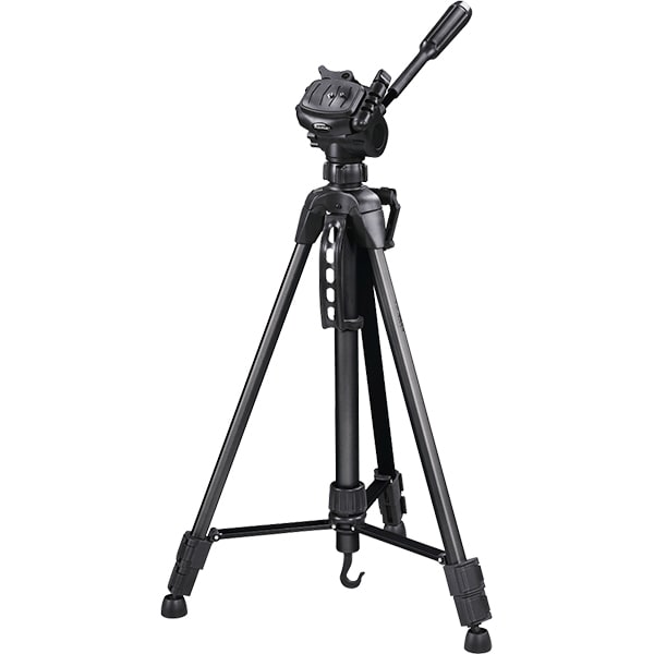Trepied foto-video HAMA Star Black 153 4469, 153 cm, negru