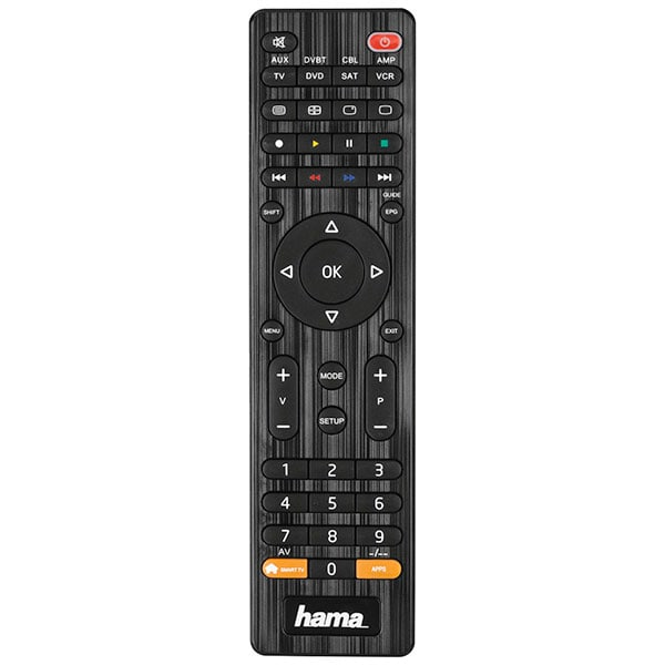 Telecomanda universala 8 in 1 HAMA 12307