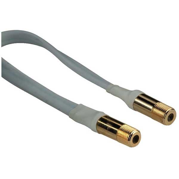 Cablu antena SAT HAMA 44195, 0.2m, gri