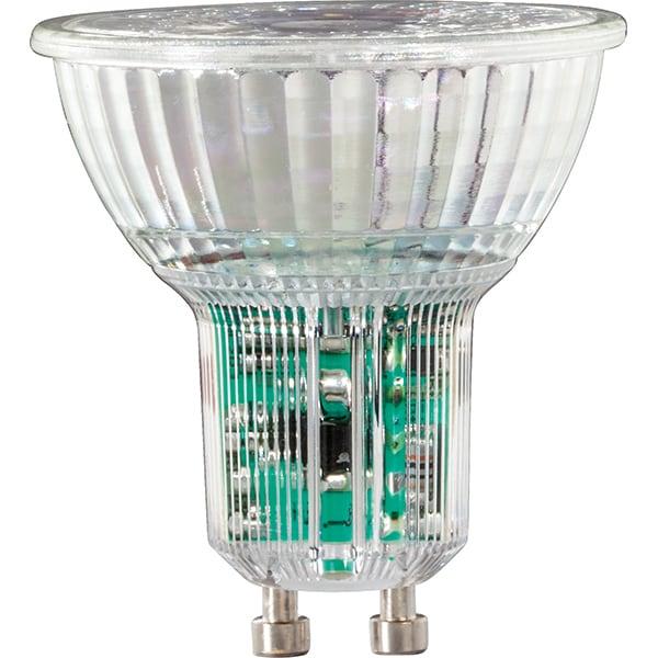Bec LED XAVAX 112569, GU 10, 3.3W, 3000K, Alb cald