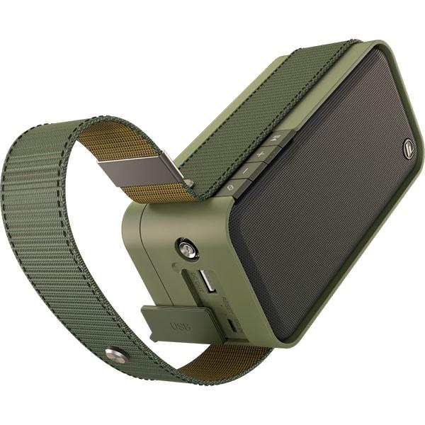 Boxa portabila HAMA Soldier L 173188, Bluetooth, Powerbank, Waterproof, verde