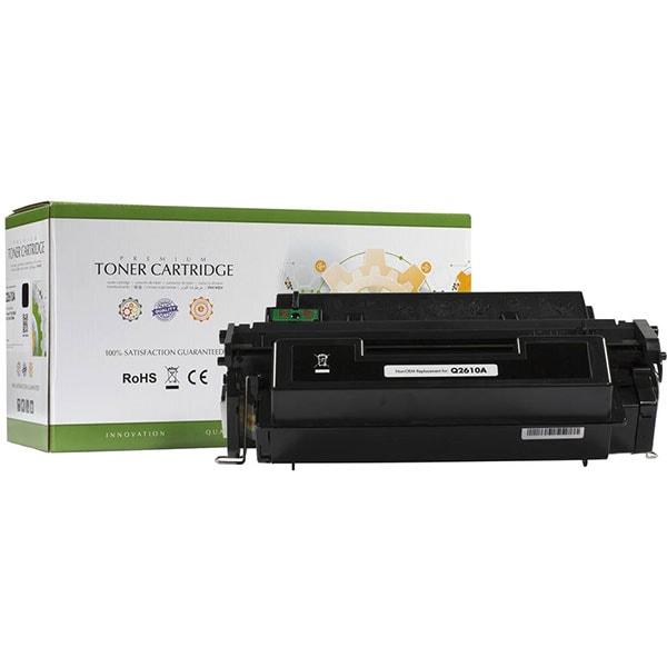 Toner STATIC CONTROL 002-01-S2610A compatibil cu HP Q2610A, negru