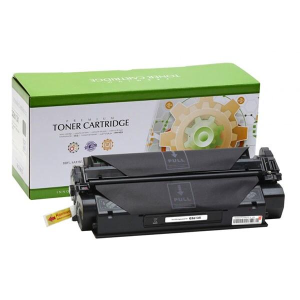 Toner STATIC CONTROL 002-01-S2613X compatibil cu HP Q2613X, negru