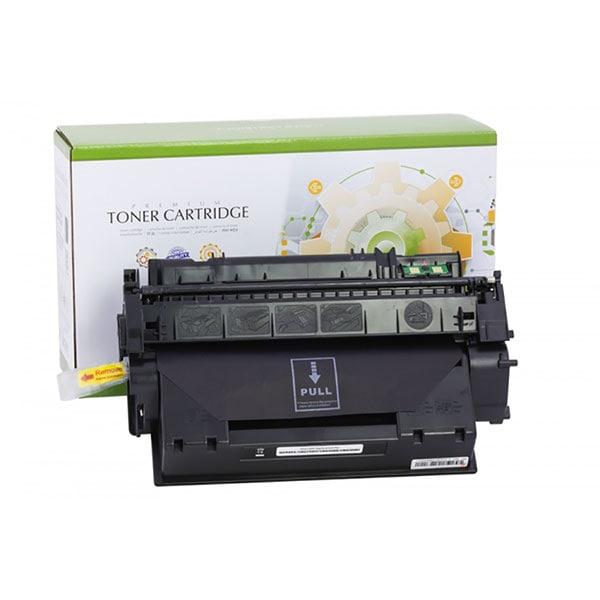 Toner STATIC CONTROL CRG-708H 002-01-S5949X compatibil cu HP Q5949X/Canon, negru