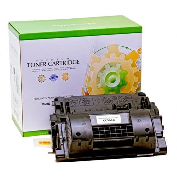 Toner STATIC CONTROL 002-01-SC364X compatibil cu HP CC364X, negru