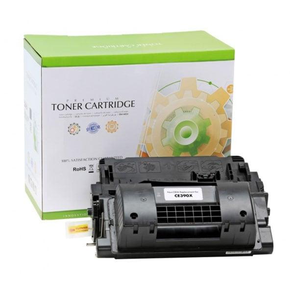 Toner STATIC CONTROL 002-01-SE390X compatibil cu HP CE390X, negru