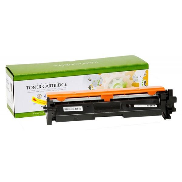 Toner STATIC CONTROL 002-01-SF217A compatibil cu HP CF217A, negru