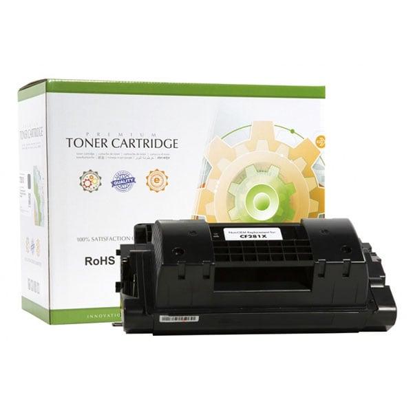Toner STATIC CONTROL 002-01-SF281X compatibil cu HP CF281X, negru
