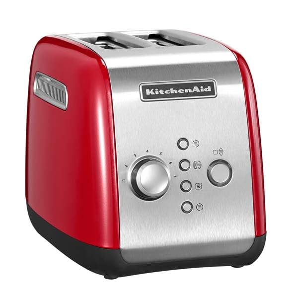 Prajitor de paine KITCHENAID 5KMT221EER, 1100W,  Empire Red